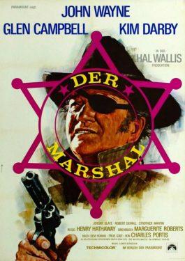 True Grit - Der Marshal Poster