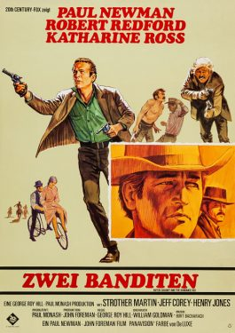 Zwei Banditen - Butch Cassidy and the Sundance Kid Poster