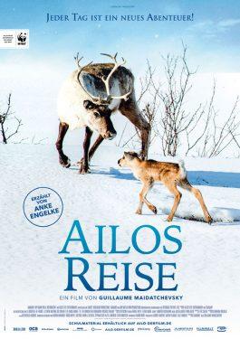 Ailos Reise - Große Abenteuer beginnen mit kleinen Schritten Poster