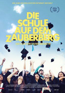 Die Schule auf dem Zauberberg Poster