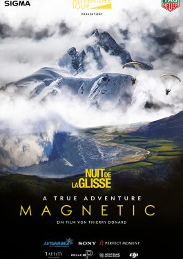 Adventure Tour präsentiert: Magnetic Poster