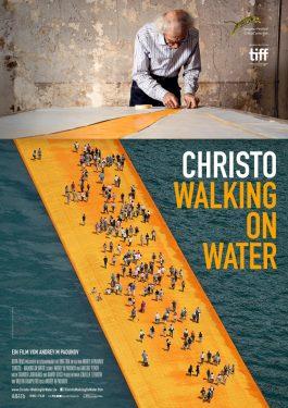 Christo - Walking on Water Poster