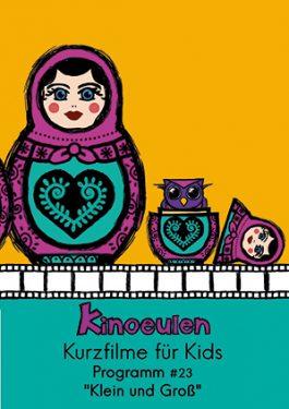 KinoEulen - Kurzfilme für Kids: Programm #23 Poster