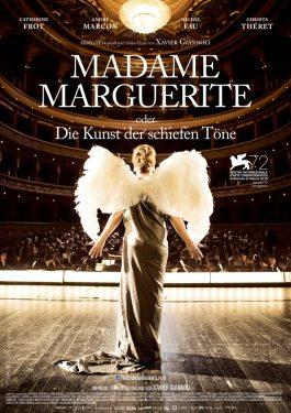 Madame Marguerite oder die Kunst der schiefen Töne  Poster