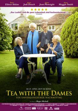 Tea with the Dames - Ein unvergesslicher Nachmittag Poster