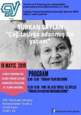Türkan, ein Kampf um Demokratie Poster