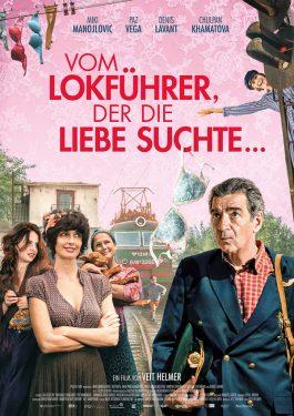 Vom Lokführer, der die Liebe suchte... Poster