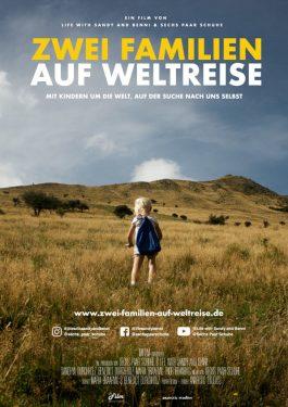 Zwei Familien auf Weltreise Poster