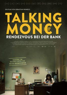 Talking Money - Rendezvous bei der Bank Poster