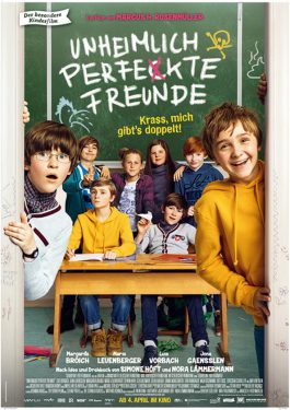 Unheimlich perfekte Freunde Poster