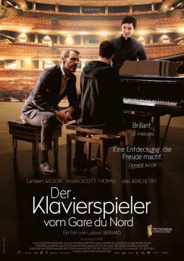 Der Klavierspieler vom Gare du Nord Poster