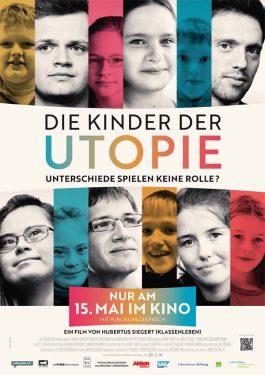 Die Kinder der Utopie Poster