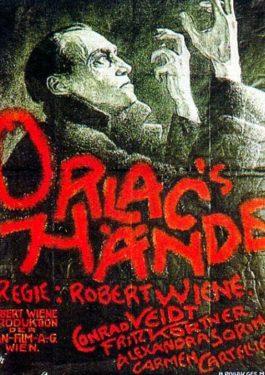 Orlacs Hände Poster