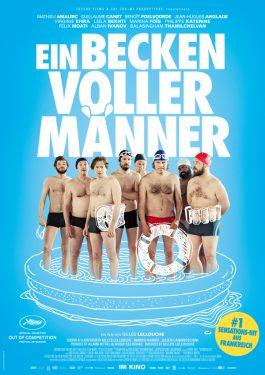 Ein Becken voller Männer Poster
