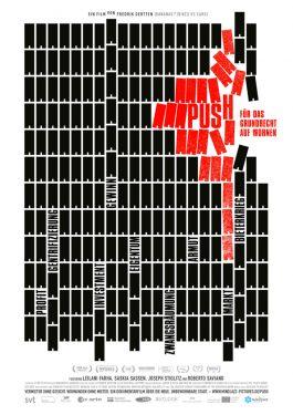 Push - Für das Grundrecht auf wohnen Poster