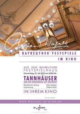 Tannhäuser oder der Sängerkrieg auf der Wartburg Poster