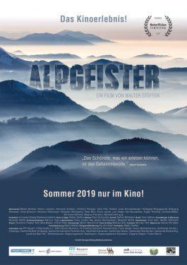 Alpgeister Poster
