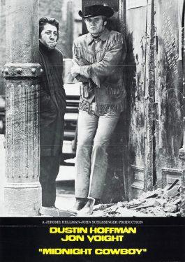 Asphalt Cowboy Poster