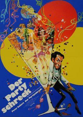 Der Partyschreck Poster