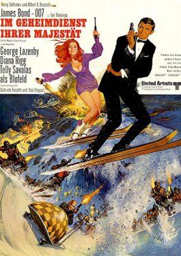 James Bond: Im Geheimdienst ihrer Majestät Poster