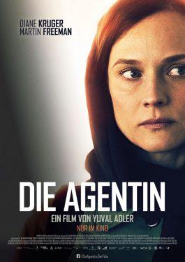 Die Agentin Poster