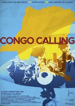 Congo Calling Poster