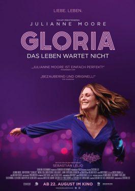 Gloria - Das Leben wartet nicht Poster