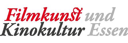 Logo Filmkunst und Kinokultur Essen
