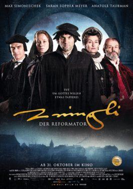 Zwingli - Der Reformator Poster