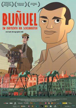 Buñuel - Im Labyrinth der Schildkröten Poster