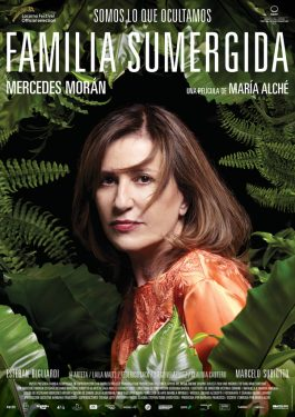 Familia sumergida - Die untergegangene Familie Poster