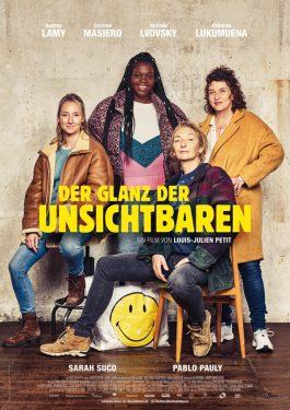 Der Glanz der Unsichtbaren Poster