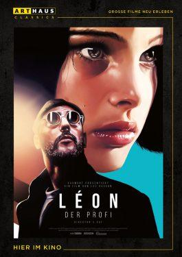 Léon - Der Profi (Director's Cut) Poster