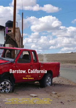 Barstow, California Poster