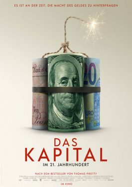 Das Kapital im 21. Jahrhundert Poster