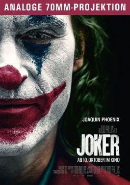 Joker (70mm) Poster