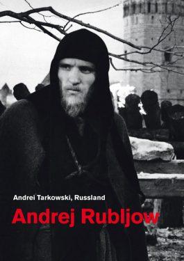 Andrej Rubljow  Poster