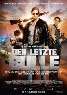 Der letzte Bulle Poster