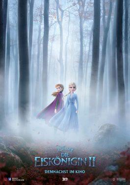 Die Eiskönigin II [2D] Poster