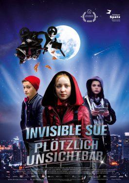 Invisible Sue - Plötzlich unsichtbar Poster