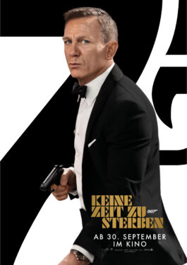 James Bond: Keine Zeit zu sterben Poster