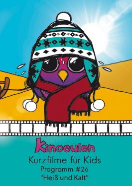 KinoEulen - Kurzfilme für Kids: Programm #26 Poster