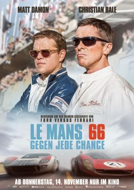 Le Mans 66 - Gegen jede Chance Poster