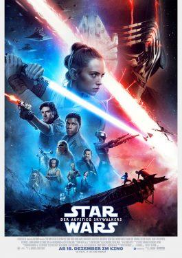 Star Wars: Der Aufstieg Skywalkers [2D] Poster