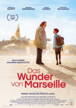 Das Wunder von Marseille Poster