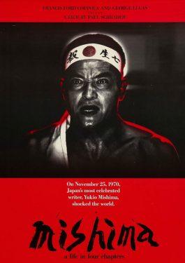 Mishima: Ein Leben in vier Kapiteln Poster