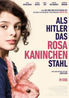 Als Hitler das rosa Kaninchen stahl Poster