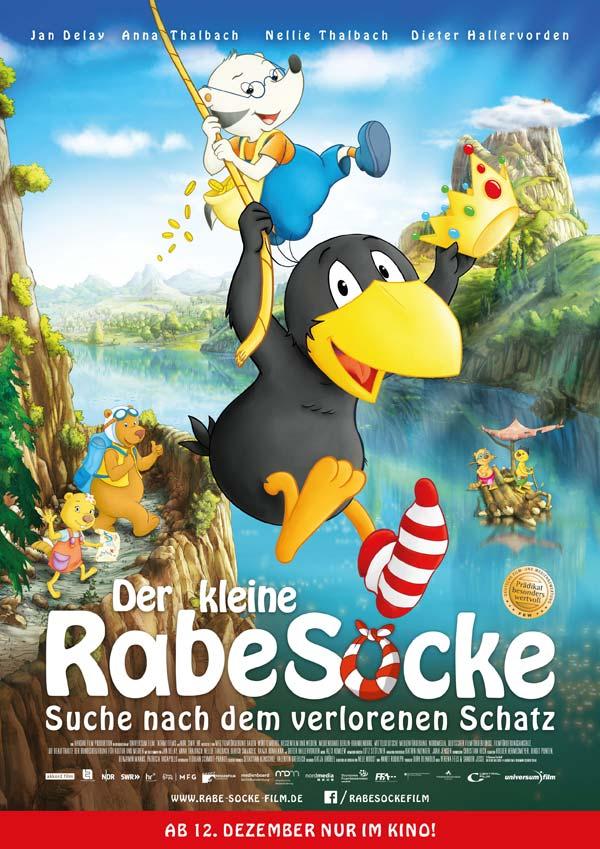 Der Kleine Rabe Socke Kino 2021