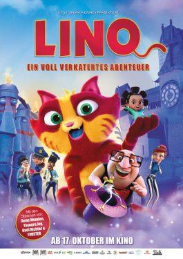 Lino - Ein voll verkatertes Abenteuer Poster