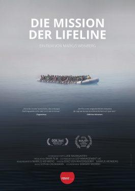 Die Mission der Lifeline Poster